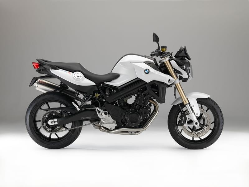 BMW F800 R Motorcycle Tours Italy