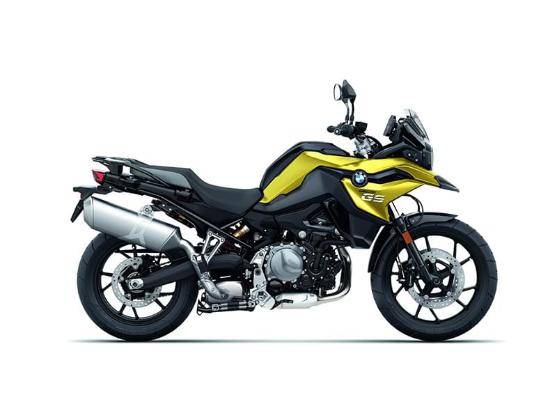 BMW F750 GS Motorcycle Tours Italy