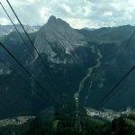 Take the gondola to reach the top!