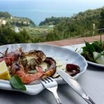 Seafood is a must when you are in Southern Italy