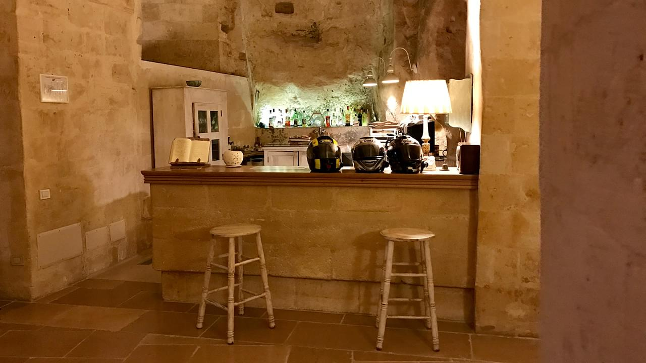 Small hotel with Italian flavor in Matera