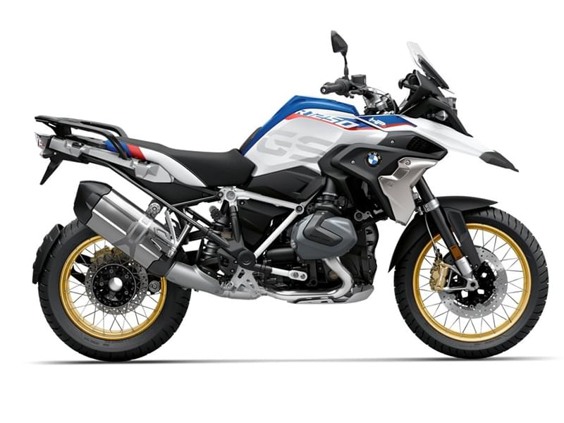 BMW R1250 GS Motorcycle Tours Italy