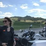 When you ride with Motorcycle Tours Italy you always smile!