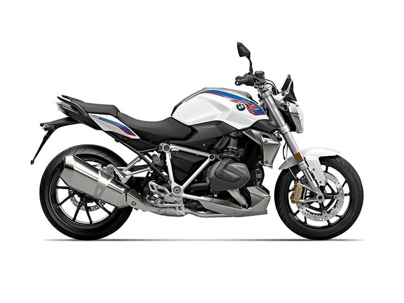 BMW R1250 R Motorcycle Tours Italy
