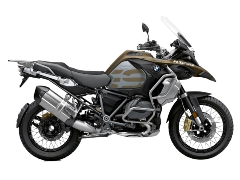 BMW R1250 GS ADV Motorcycle Tours Italy