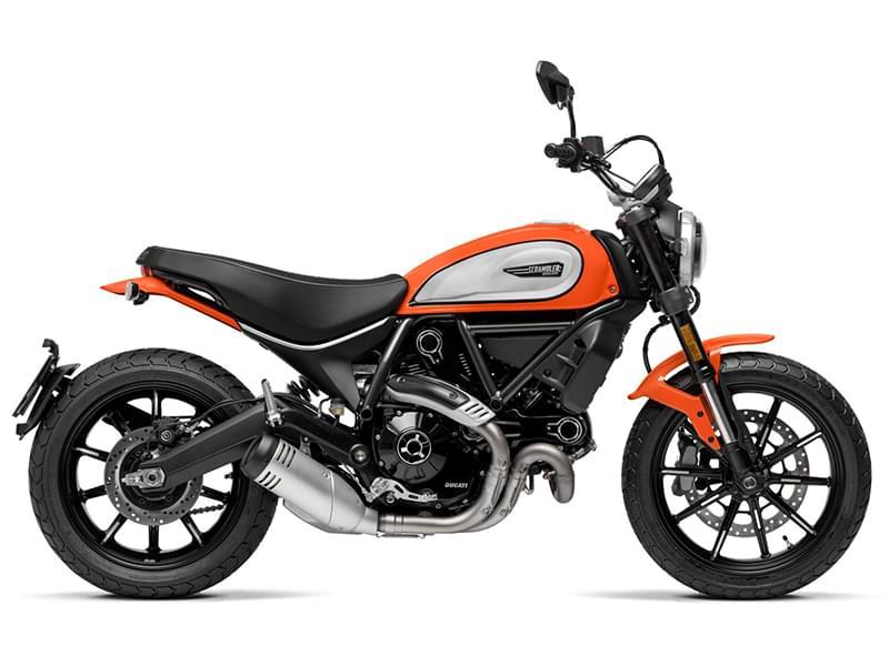 Ducati Scrambler 800 Motorcycle Tours Italy