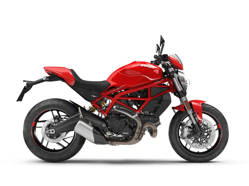 Ducati Monster 797 Motorcycle Tours Italy