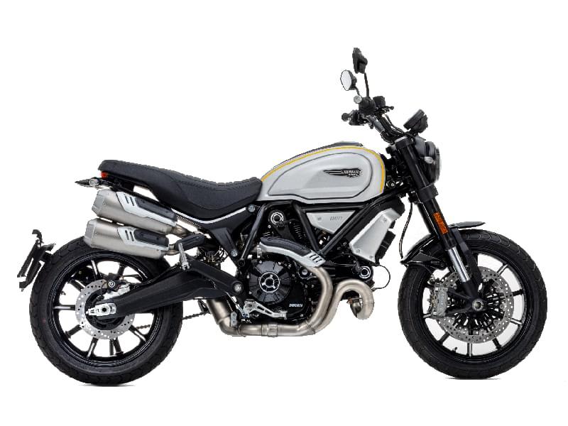 Ducati Scrambler 1100 Motorcycle Tours Italy