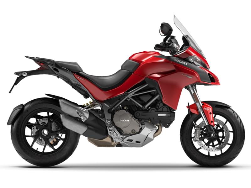 Ducati Multistrada 1260 Motorcycle Tours Italy