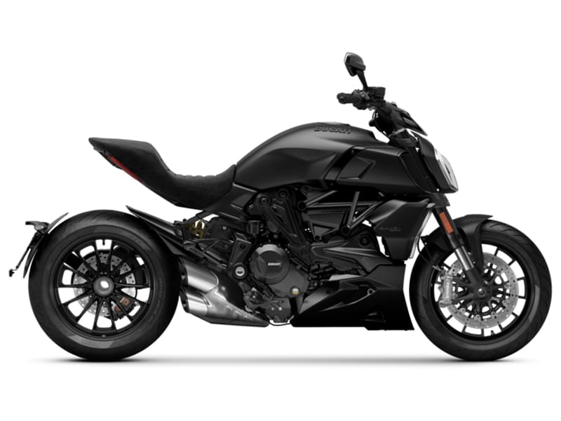 Ducati Diavel Motorcycle Tours Italy