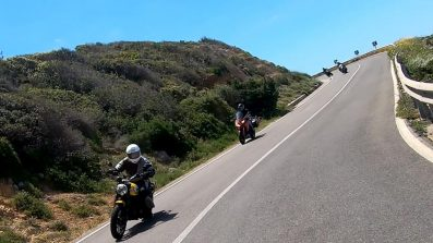 Ride between the mountain and the Sea in Corsica and Sardinia