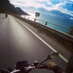 Chasing the dream on the Amalfi Coast road