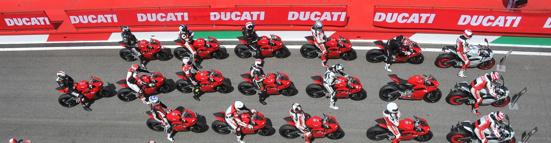 Enjoy fabulous Ducati Experience with Hear The Road