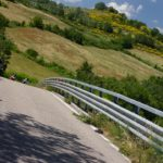 Experience the challenging curves of beautiful Tuscany