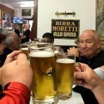 Toast to a new Italian motorcycle experience