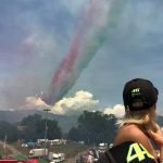 The amazing event before the Mugello MotoGP