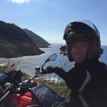 Riding the dramatic coastline roads of Corsica with Hear The Road