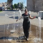Take a shower with Motorcycle Tours Italy