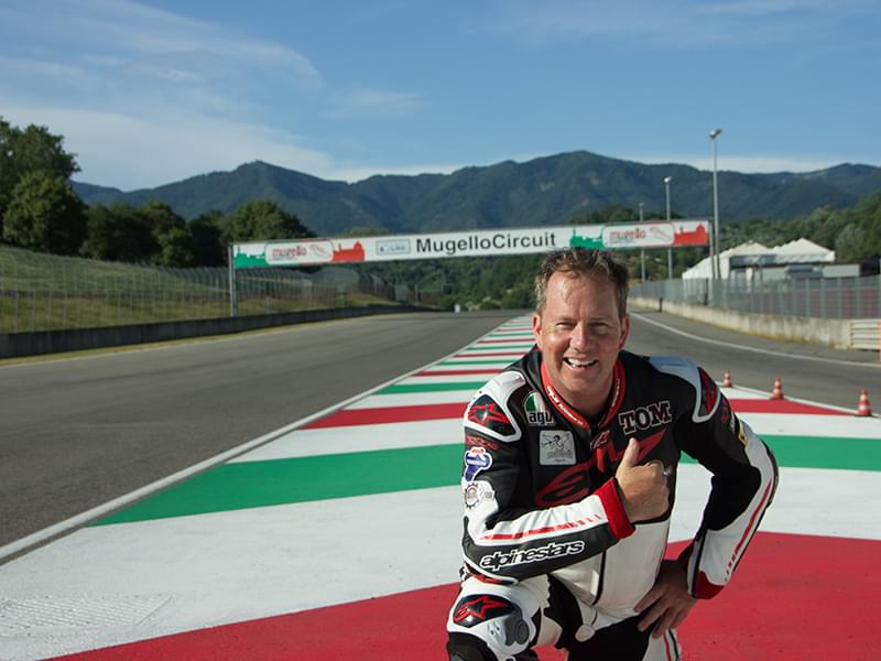 I rode Mugello..Dream comes true!
