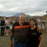 Visit Pompei with Motorcycle Tours Italy
