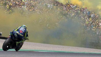 Valentino Rossi Misano MotoGP